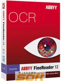 ������ ABBYY FineReader 12 Corporate Edition. �� 3 ������� ����� AF12-2P1P03-102 �� ��������� ����