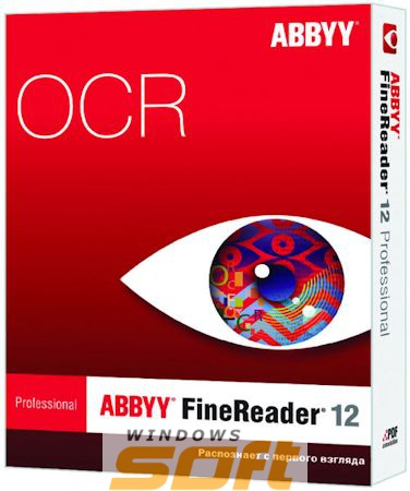 ������ ABBYY FineReader 12 Professional Download AF12-1S1W01-102 �� ��������� ����