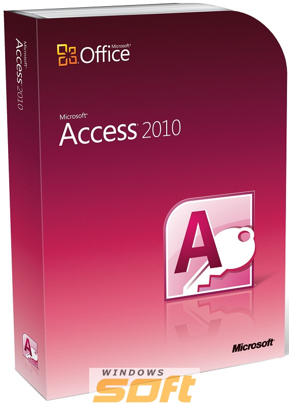������ Access 2010 32-bit/x64 Russian DVD 077-05771 �� ��������� ����