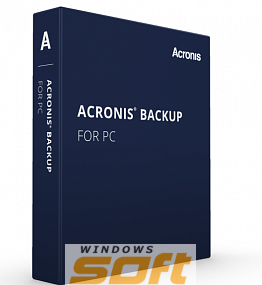 ������ Acronis Backup for PC 12 incl. AAP ESD n/a �� ��������� ����