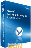 ������ Acronis Backup & Recovery 11 Advanced Server  �� ��������� ����