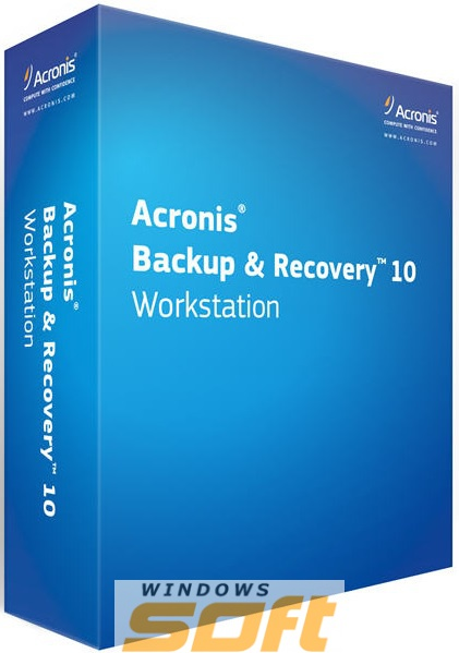 ������ Acronis Backup & Recovery Advanced Workstation ������� �� ������ ������������������� ������ �� ����� ����������������� ������ TIDMUPRUF21 �� ��������� ����