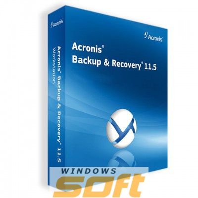 ������ Acronis Backup & Recovery Advanced Workstation  �� ��������� ����