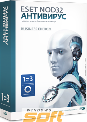 ������ ��������� ESET NOD32 Business Edition newsale for 7 user NOD32-NBE-NS-1-7 �� ��������� ����