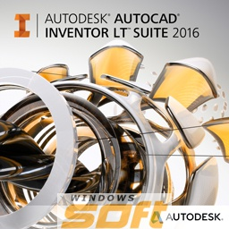 Купить Autodesk AutoCAD Inventor LT Suite 2016 Commercial New Single-user ELD Annual Subscription with Advanced Support 596H1-WW8695-T548 по доступной цене