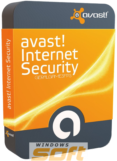 ������ avast! Internet Security 5 users 2 years ISE-08-005-24 �� ��������� ����