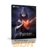 ������ Corel Painter 2015 ML Digipac Upgrade PTR2015MLDPUG �� ��������� ����