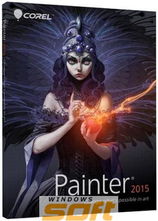 ������ Corel Painter 2015  �� ��������� ����