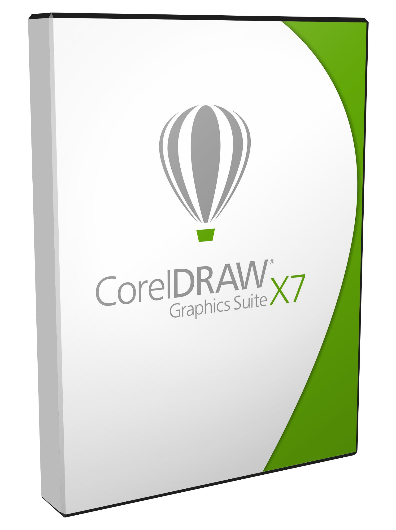 ������ CorelDRAW Graphics Suite X7 Small Business Edition Russian CDGSX7RUDBSBE �� ��������� ����