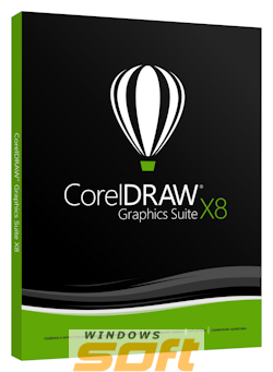 Купить CorelDRAW Graphics Suite X8 Single User License LCCDGSX8ML1 по доступной цене