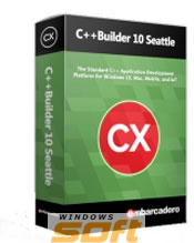 ������ Embarcadero C++Builder 10.1 Berlin Enterprise Concurrent CPE202MLETWB0 �� ��������� ����