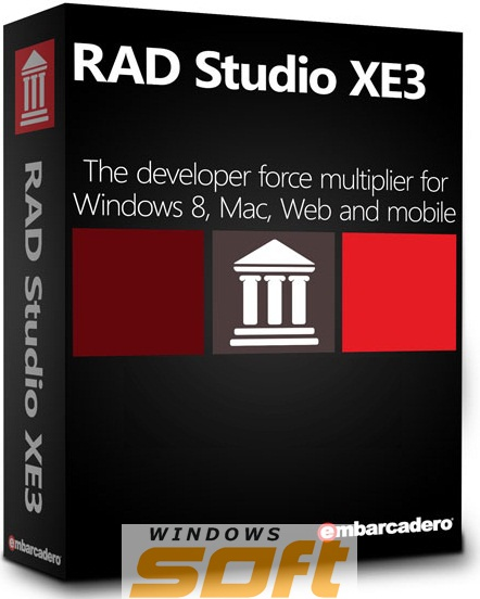 ������ Embarcadero RAD Studio XE3 Enterprise Support & Maintenance new user Named ESD BDE000MMNNWB0 �� ��������� ����