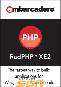 Купить Embarcadero RadPHP XE2 NEW USER Named PHBX02ELENWB0 по доступной цене