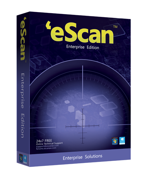 ������ eScan Enterprise Edition (with Hybrid Network Support) �� 2 ���� n/a �� ��������� ����