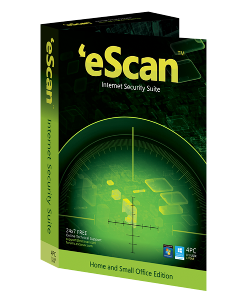 ������ eScan Internet Security Suite ( ISS) (Home User BOX Version) ES-ISS-1-BOX �� ��������� ����