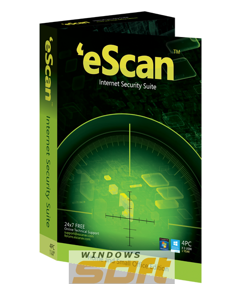 Купить eScan Internet Security Suite ( ISS) (Home User BOX Version) Продление лицензии на 1 год RE-ES-ISS-2-CARD по доступной цене
