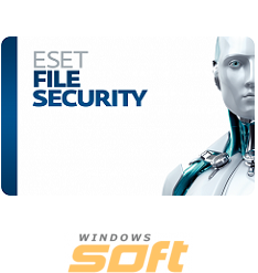 Купить ESET File Security Microsoft Windows Server newsale for 3 servers NOD32-EFS-NS-1-3 по доступной цене