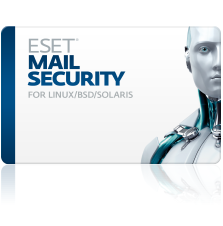 ������ ESET NOD32 Mail Security ��� Linux/BSD/Solaris newsale for 28 mailboxes NOD32-LMS-NS-1-28 �� ��������� ����