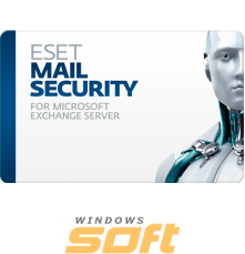 Купить ESET NOD32 Mail Security для Microsoft Exchange Server newsale for 27 mailboxes NOD32-EMS-NS-1-27 по доступной цене