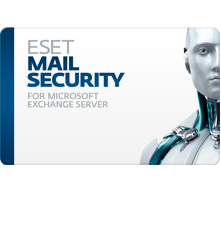 Купить ESET NOD32 Mail Security для Microsoft Exchange Server newsale for 31 mailboxes NOD32-EMS-NS-1-31 по доступной цене