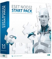 ������ ESET NOD32 START PACK  �� ��������� ����