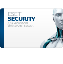 Купить ESET Security for Microsoft SharePoint  newsale for 15 user NOD32-SSP-NS-1-15 по доступной цене