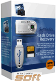 ������  Flash Drive Recovery  �� ��������� ����