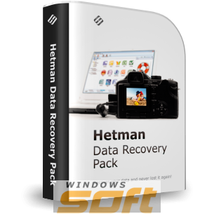 ������ Hetman Data Recovery Pack ������� ������ RU-HDRP2.2-OE �� ��������� ����