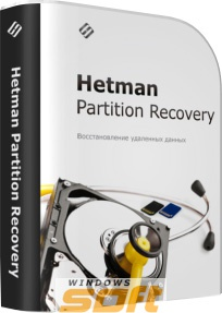 ������ Hetman Partition Recovery �������� ������  �� ��������� ����