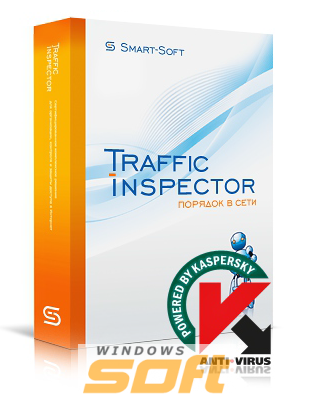 ������ Kaspersky Gate Antivirus for Traffic Inspector Unlimited 1 year SMSF_K_A-1_UNL �� ��������� ����