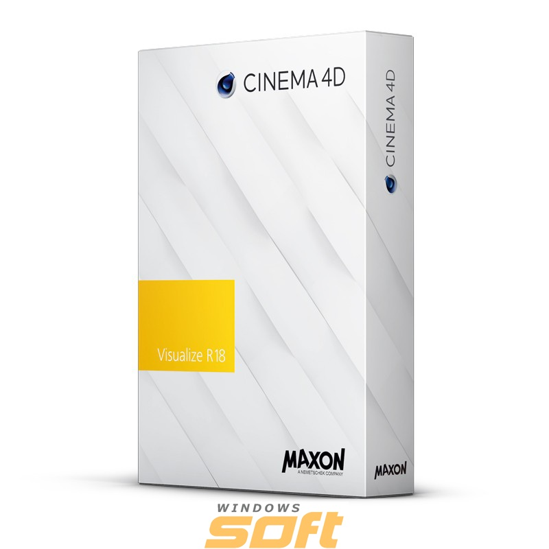 ������ MAXON Cinema 4D Visualize Release 18 Volume Licence 18 3 0* �� ��������� ����