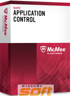 ������ McAfee Application Control  �� ��������� ����