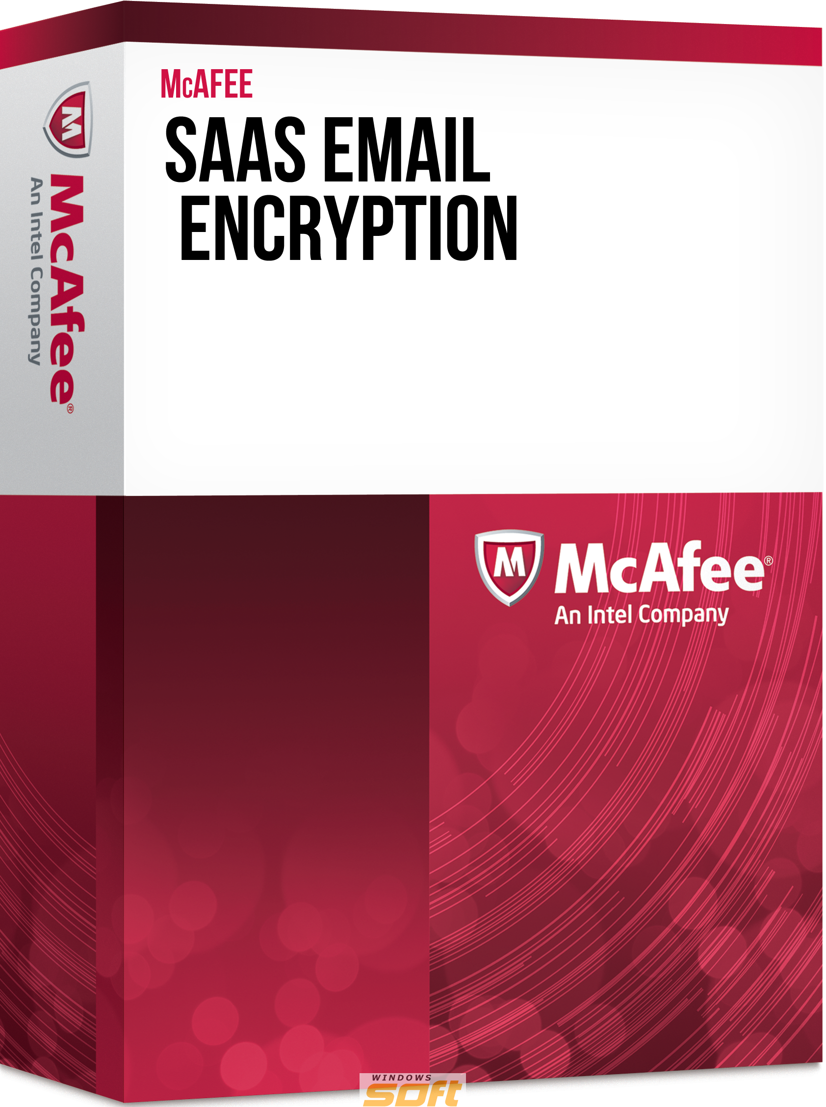 ������ McAfee SaaS Email Encryption Module SEEECE-AA-*A �� ��������� ����