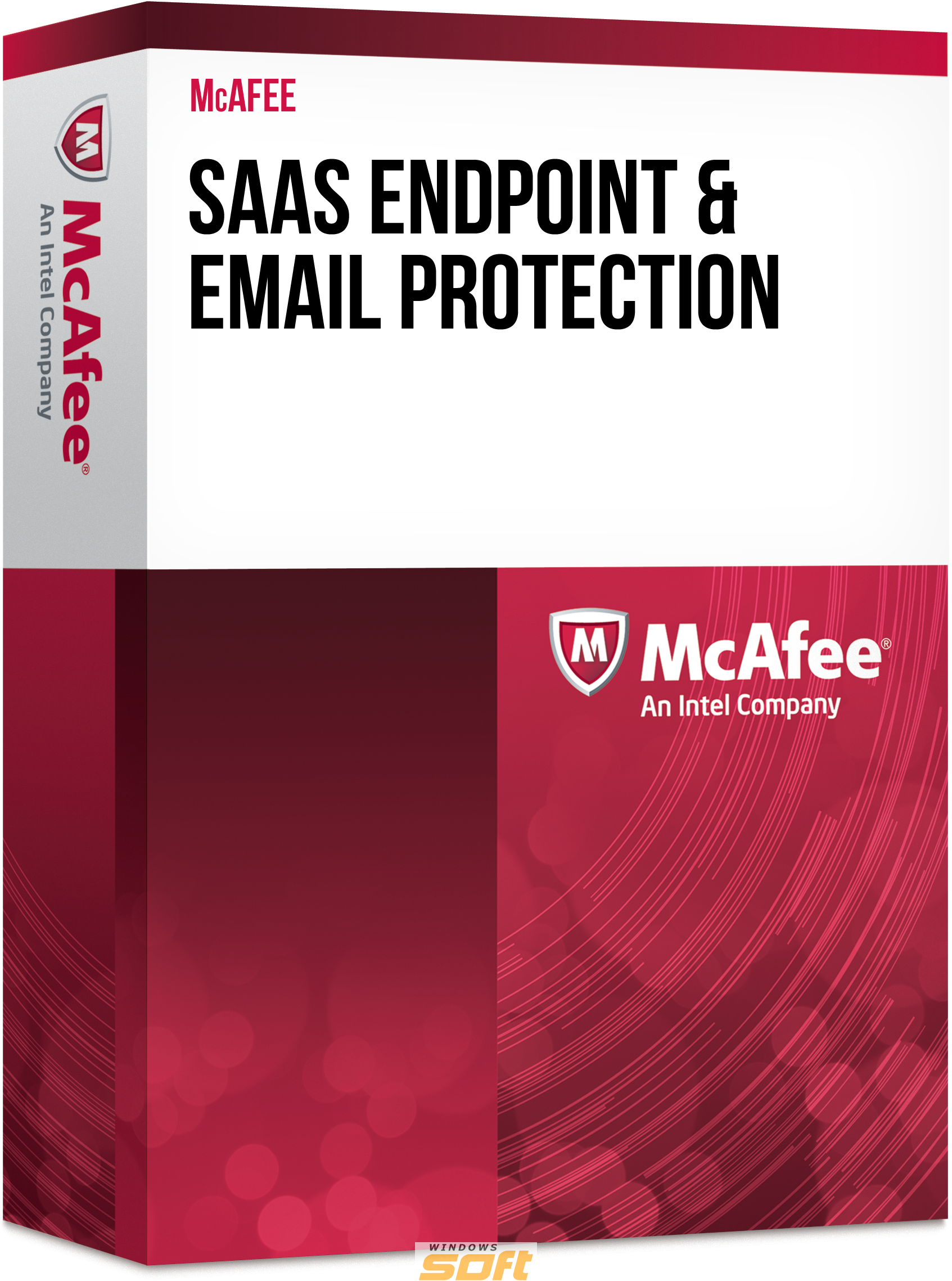 ������ McAfee SaaS Web & Email Protection Suite SWRECE-AA-*A �� ��������� ����