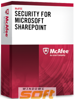 ������ McAfee Security for Microsoft SharePoint  �� ��������� ����