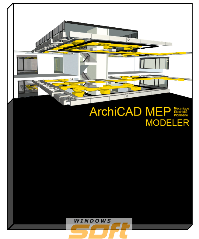 ������ MEP Modeller Single license for a new ArchiCAD license MP-1__RUS-CNSZ-__-__-NAC �� ��������� ����