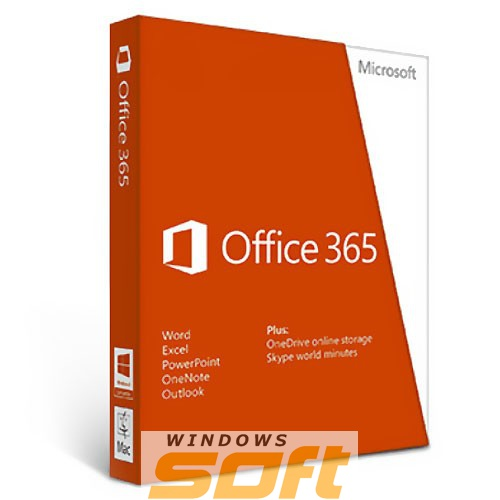 ������ Microsoft Office 365 Professional Plus Open Shared SNGL Subscriptions Volume License Open 1 License No Level Qualified Annual Q7Y-00003 �� ��������� ����
