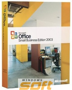 ������ Microsoft Office ��� ������ ������� 2003 (Small Business 2003)  �� ��������� ����