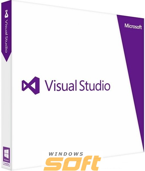 Купить Microsoft Visual Studio Professional 2015 ENG OLP A Government C5E-01243 по доступной цене