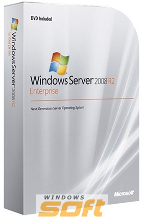 ������ Microsoft Windows Server Enterprise Edition 2008 R2  �� ��������� ����