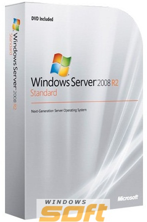 Купить Microsoft Windows Server Standard 2008 R2 w/SP1 x64 English 1pk DSP OEI DVD 1-4CPU 5 Clients P73-06451 по доступной цене