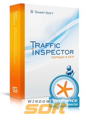 ������ NetPolice Office ��� Traffic Inspector �� 1 ��� 10-Desktop SMSF_NO_010 �� ��������� ����