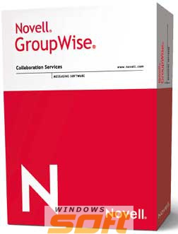 ������ Novell GroupWise 2014 1-Mailbox License + 1-Year Standard Maintenance 879-002180 �� ��������� ����