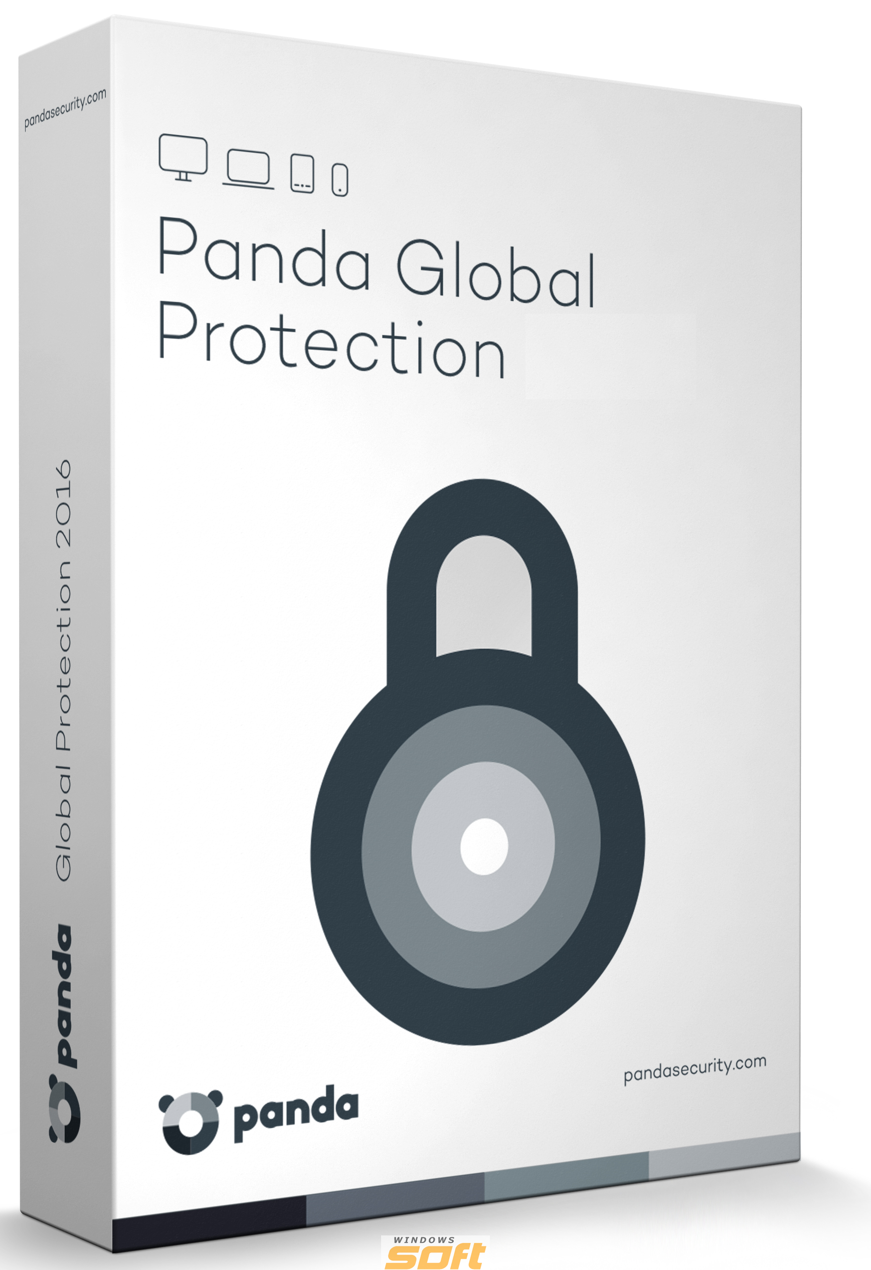 ������ Panda Global Protection - ESD ������ - �� 1 ���������� - (�������� �� 1 ���) J12GPESD1 �� ��������� ����