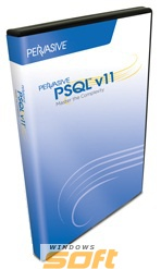 ������ Pervasive PSQL v11 Server (Win 64) Upgrade from Pervasive PSQL v10 6 usr PSP11-810664-006-1-01-ELI �� ��������� ����