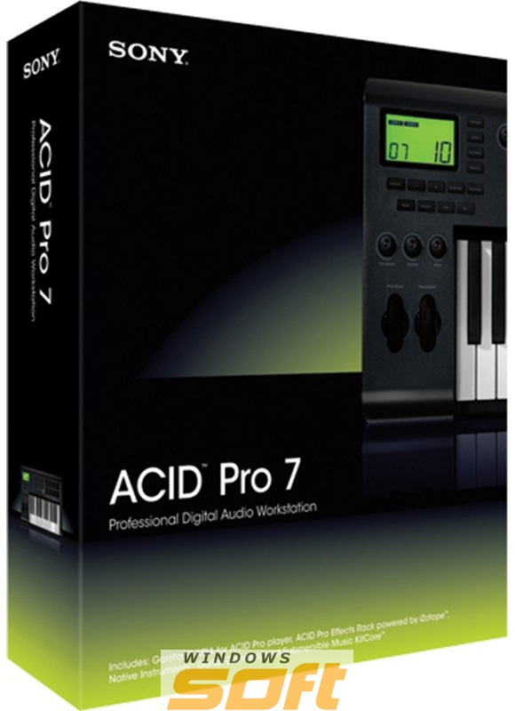 ������ Sony ACID Pro 7 - Volume License KSAC70SL? �� ��������� ����