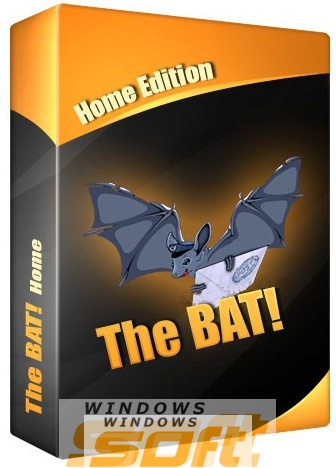 ������ The Bat! Home ESD ��� ��������� THEBAT_HOME-1-STDT-ESD �� ��������� ����