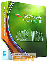 Купить  ACDSee Photo Editor 10 Corporate License 1 User  ACPE11WCOLA-EN по доступной цене