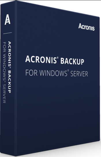 Купить Acronis Backup 12.5 Advanced Server License incl. AAS ESD A1WYLSZZS21 по доступной цене