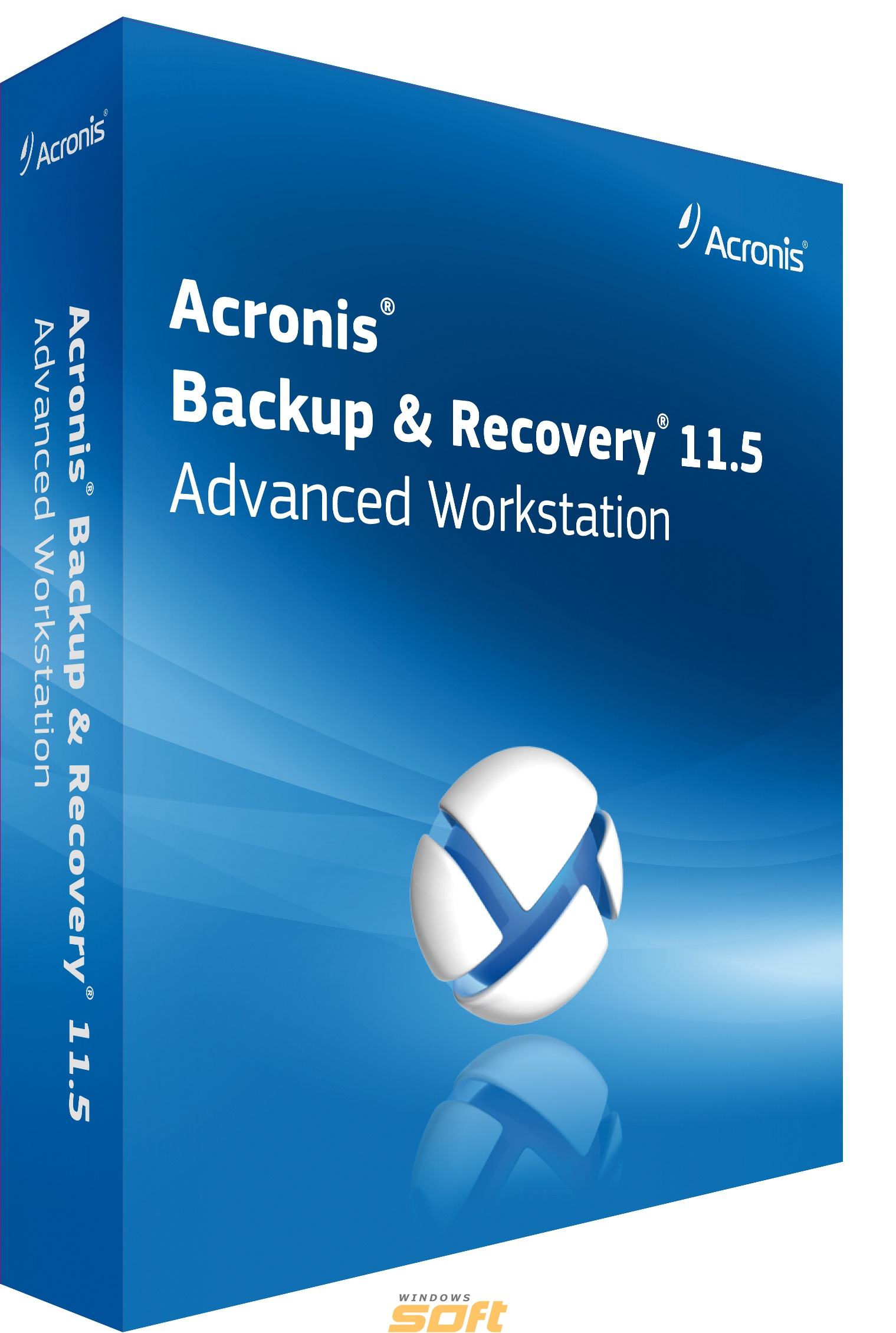 Купить Acronis Backup Advanced Workstation Subscription License, 1 Year PCAAEBLOS21 по доступной цене